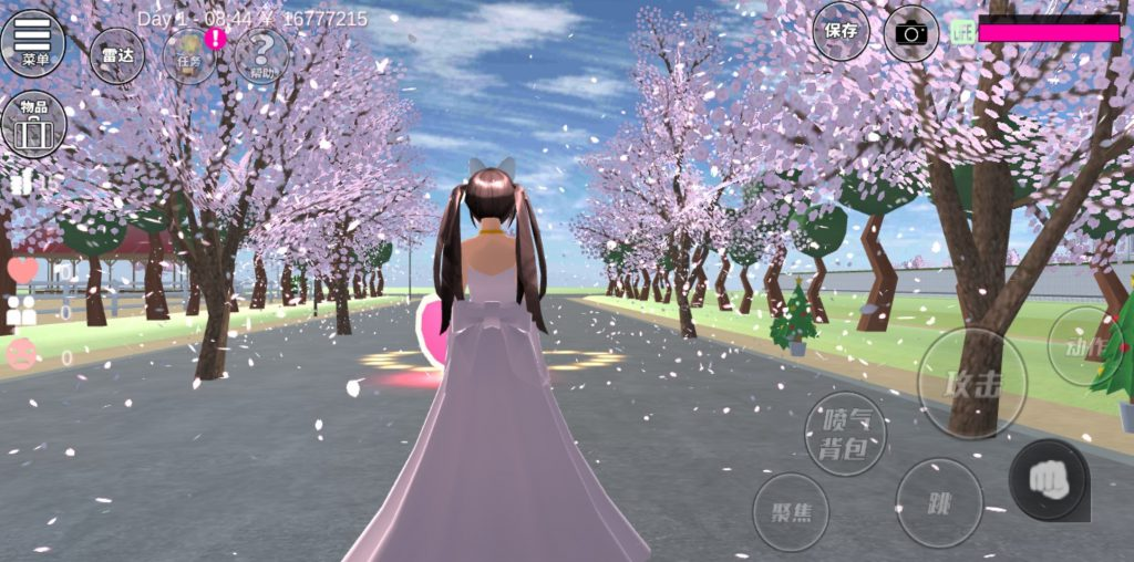 樱花校园模拟器1.037.01版本更新了什么_樱花校园模拟器万圣节活动一览