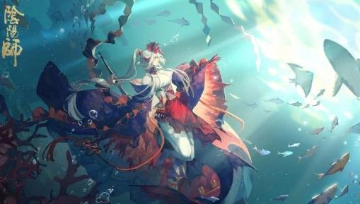 阴阳师十月新式神千姬图透 10月新式神人鱼公主千姬介绍