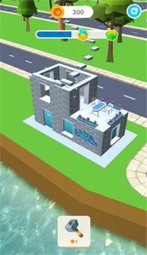 空闲城市建造者