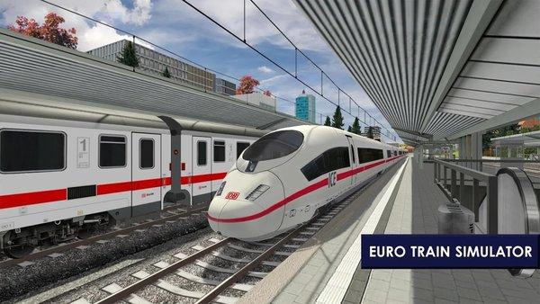 欧洲火车模拟器2汉化