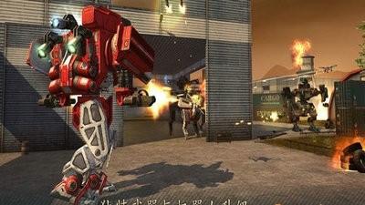 机器人宇宙战争