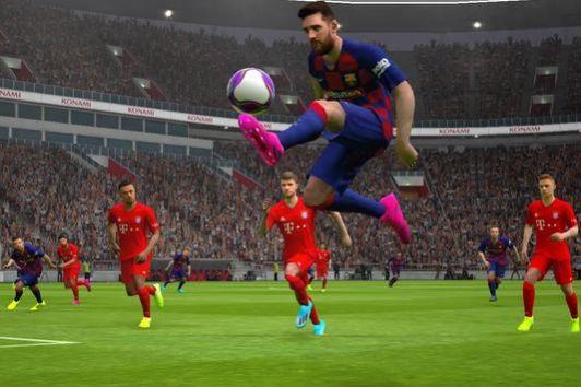 eFootball PES2021