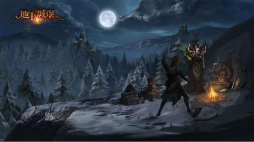 地下城堡2冰封谷什么时候出 万圣节版本内容预告