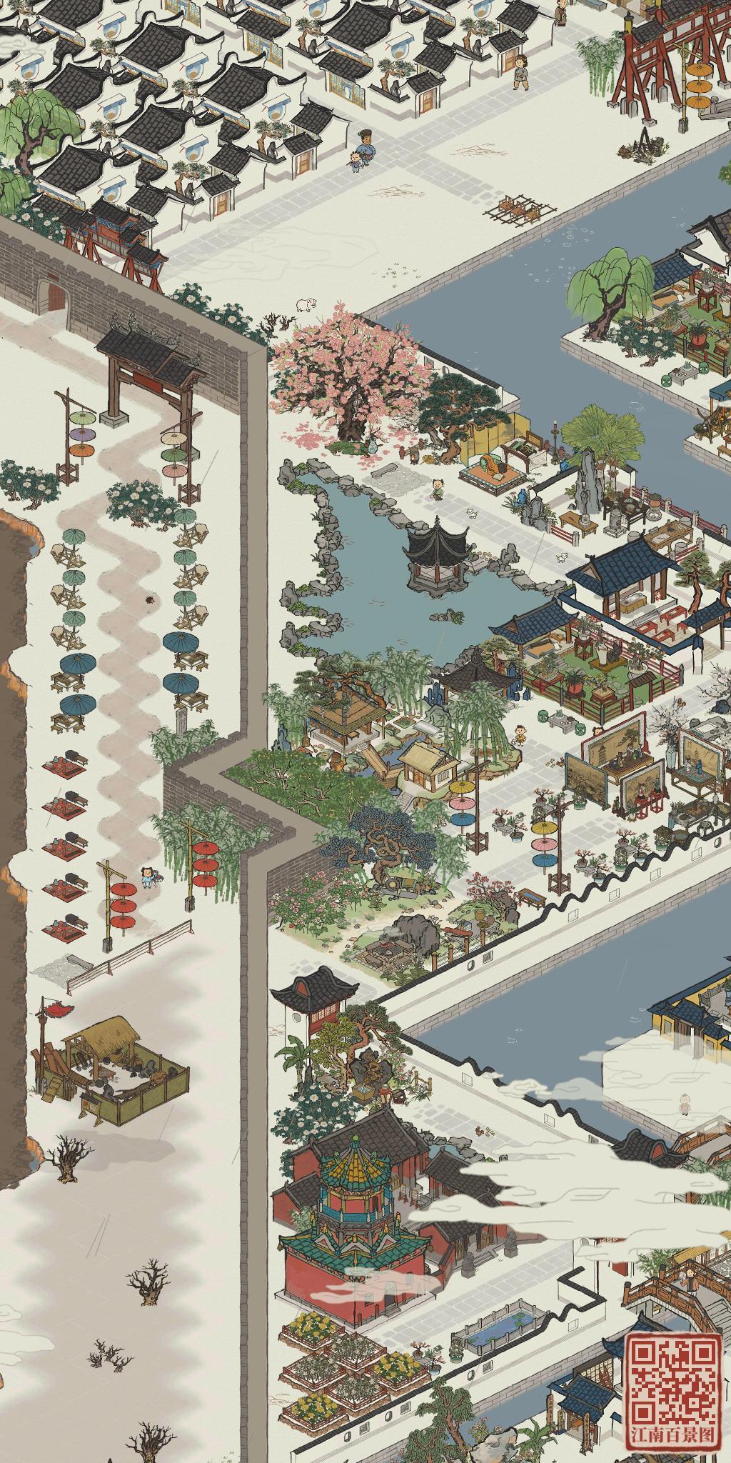 江南百景图杭州三角区布局攻略 最新布局技巧分享