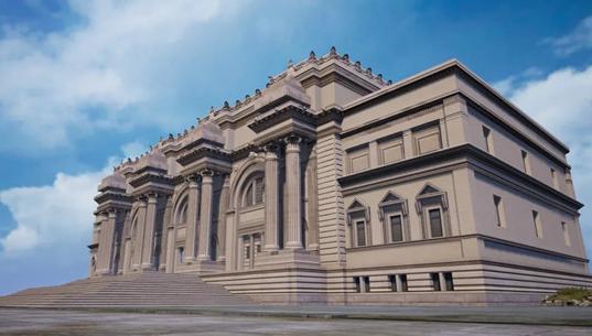 和平精英大都会博物馆在哪里 和平精英艺术博物馆玩法攻略