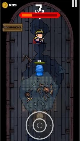 卡牌像素地牢