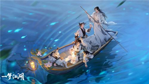 一梦江湖茶门店千梦活动怎么玩 一梦江湖一场千梦活动介绍