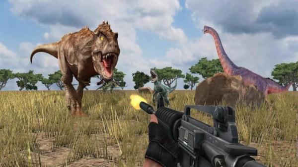 野生侏罗纪猎人