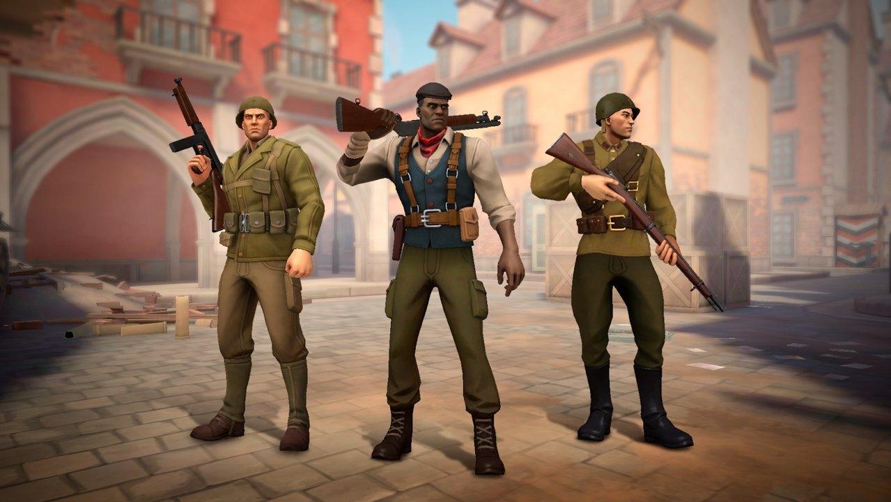 前线警卫WW2
