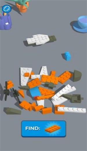 积木建筑家游戏