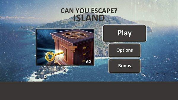 逃脱神秘岛