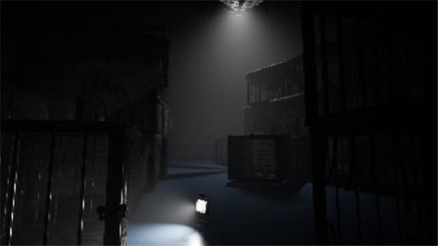 地下室的门