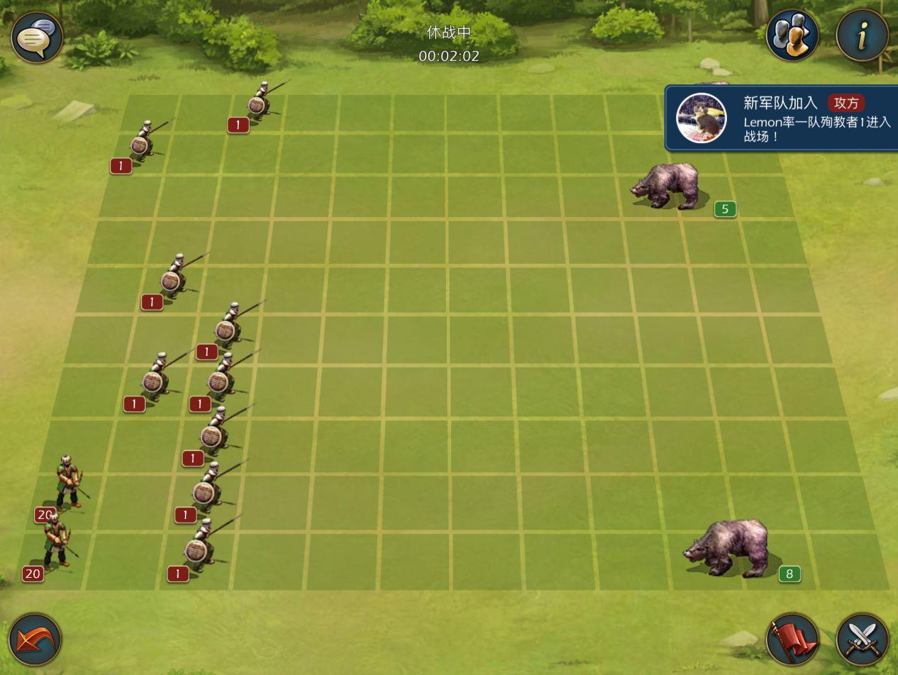 模拟帝国战斗攻略 训练士兵及占领玩法汇总