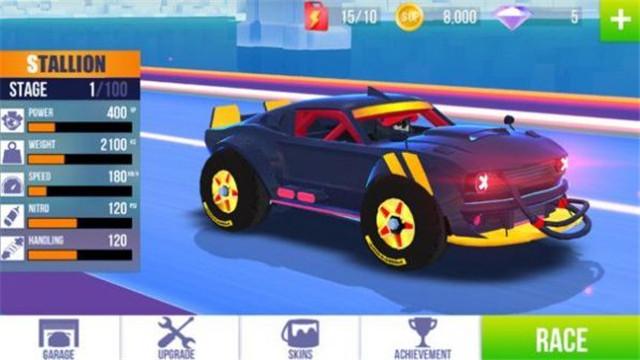 飆車老司機3D