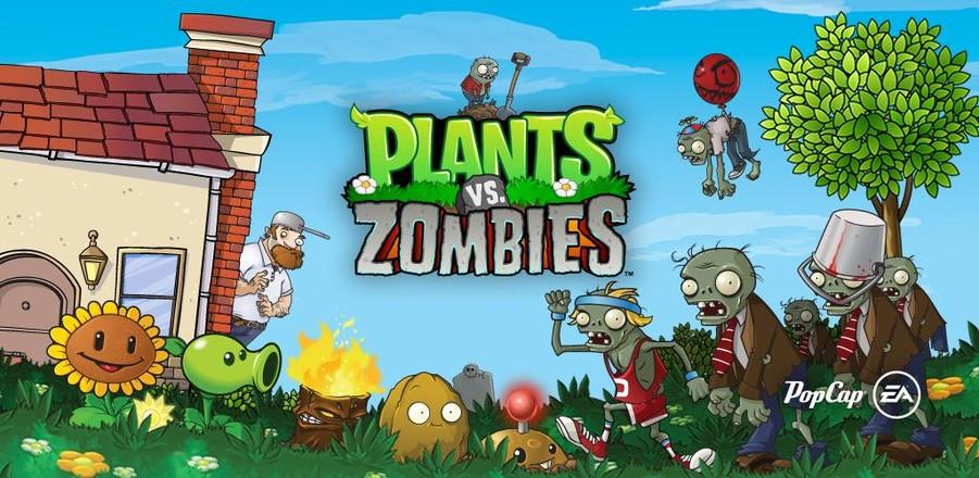 植物大戰僵尸普通版