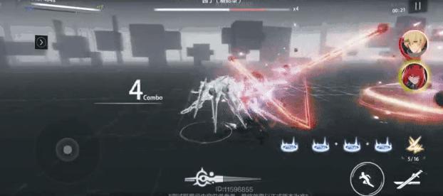 战双帕弥什露娜技能怎么用 露娜银冕技能三消连招攻略