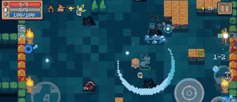 元气骑士刺客三技能与各武器的搭配介绍