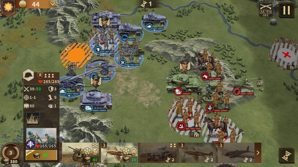 钢铁命令将军的荣耀3游戏