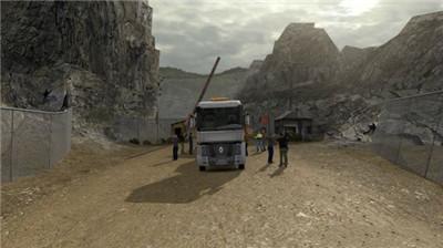 大型卡车驾驶手机版