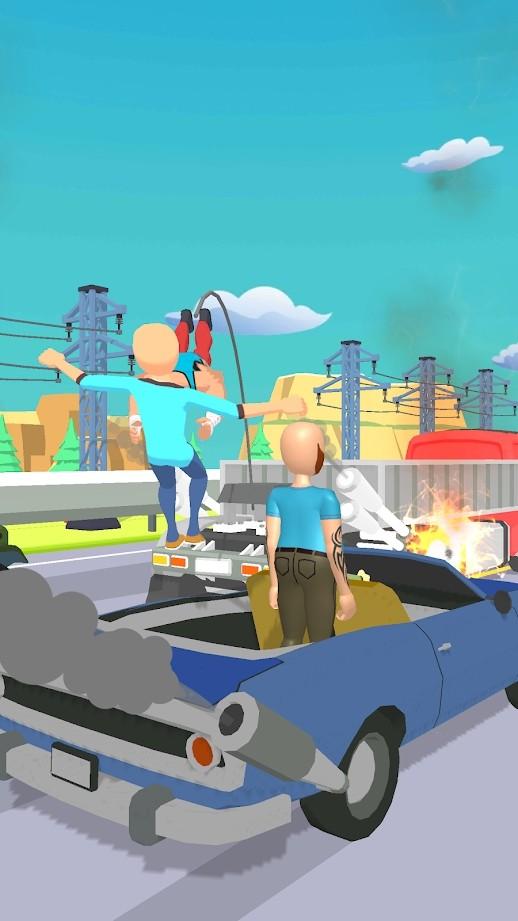 救援奔跑3D