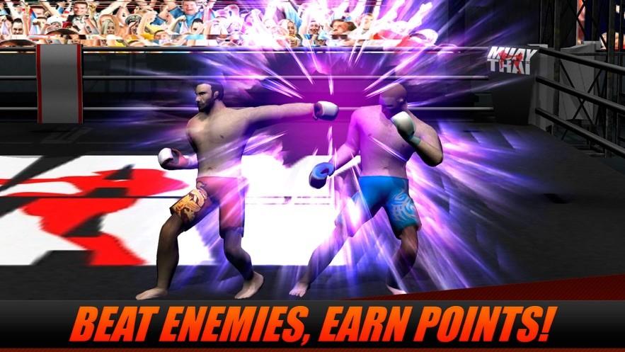 泰国拳术格斗锦标赛3D