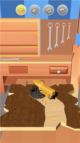 锯木大师3D