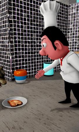 宠物食品厨师