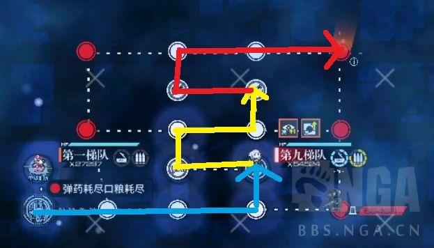 少女前线暗金潮EX4详细攻略