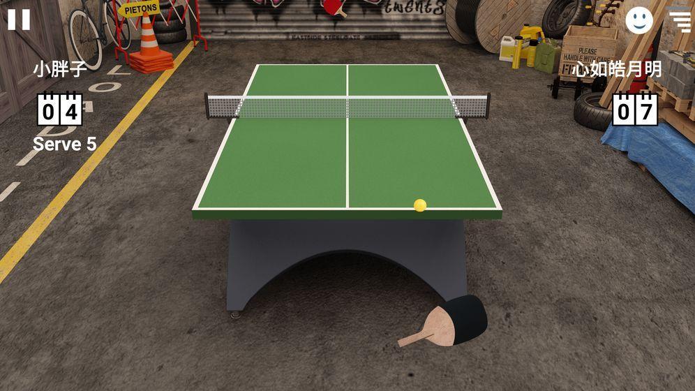 乒乓青春赛