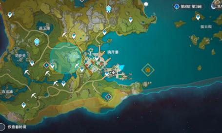 原神珠钿舫船夫NPC平海位置介绍