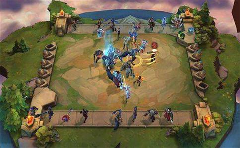 云顶之弈斗士种族羁绊玩法及装备攻略