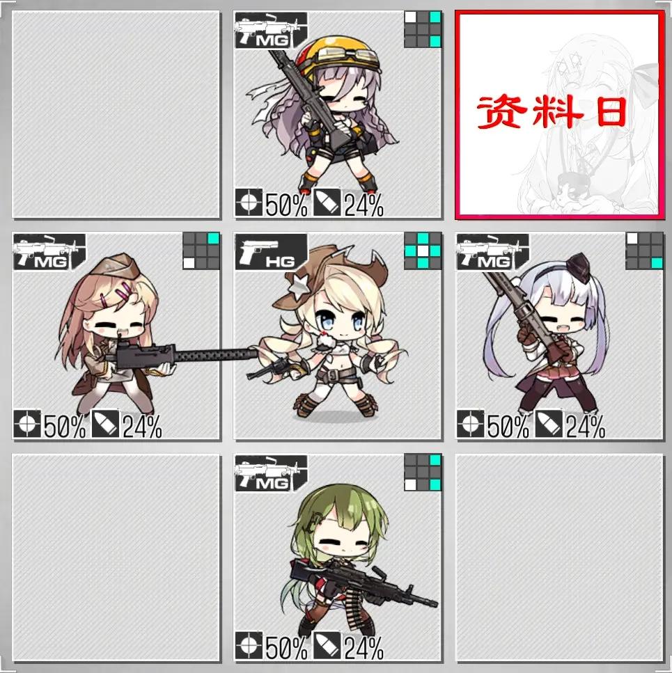 《【手机煜星注册】少女前线12月7日至13日铁血融合演习配队攻略》