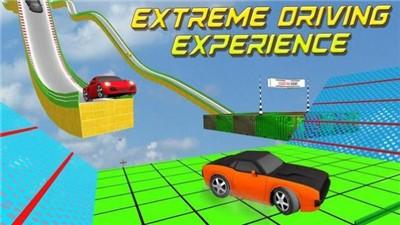 極限特技飛車駕駛模擬器