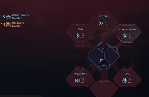 賽博朋克2077技能洗點重置方法介紹