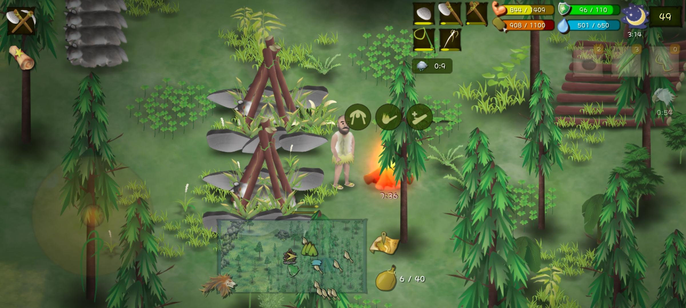 挨餓荒野泰國攻略 泰國地圖玩法一覽