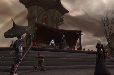 魔兽世界灰烬王庭凡世回想任务详细攻略