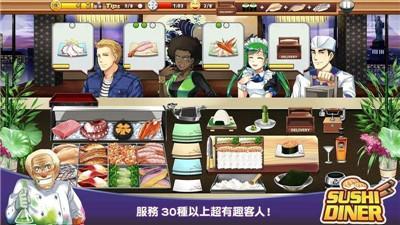 《寿司餐厅app开发构架》