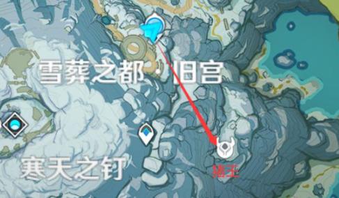 原神龙脊雪山精英怪讨伐路线分享