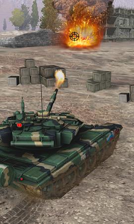 坦克战争突击堡垒
