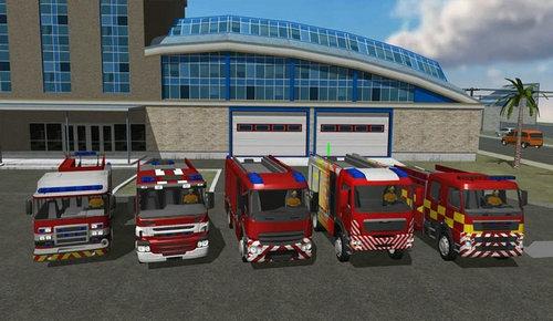 消防车救火模拟器国内app开发软件