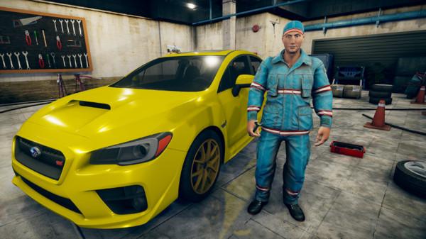 汽车维修工模拟器开发一套app