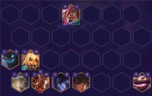 云顶之弈10.25版本8斗士努努怎么玩 10.25最新阵容8斗士努努玩法