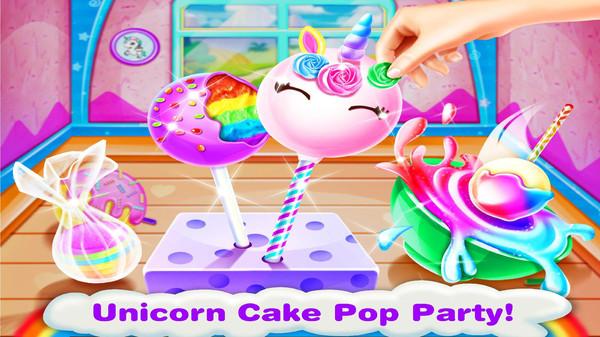 蛋糕棒棒糖