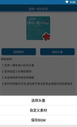 《送你一朵小红花开发app软件开发》