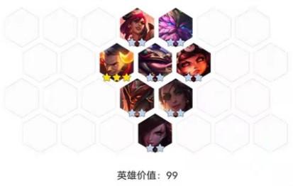 云顶之弈S4.5最强上分阵容人上人福星玩法介绍