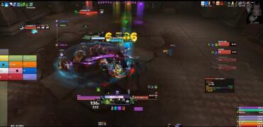 魔兽世界9.0纳斯利亚堡DHT猎手阿尔迪莫打法攻略