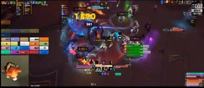 魔兽世界9.0纳斯利亚堡DHT饥饿的毁灭者打法攻略