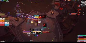 魔兽世界9.0纳斯利亚堡伊涅瓦暗脉女勋爵打法攻略