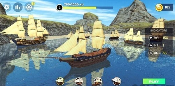 《海盗船模拟器3D贵州app开发》