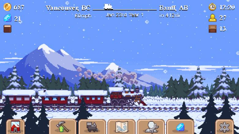 《小小铁路中文版app软件开发定制》